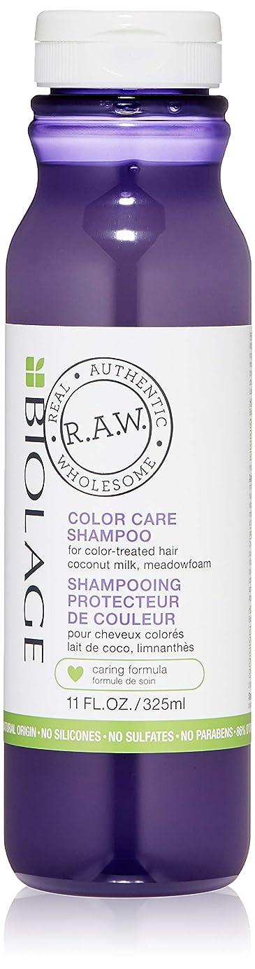 命題ゼリー安西マトリックス Biolage R.A.W. Color Care Shampoo (For Color-Treated Hair) 325ml/11oz並行輸入品
