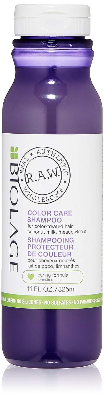 パキスタン人材料ハンバーガーマトリックス Biolage R.A.W. Color Care Shampoo (For Color-Treated Hair) 325ml/11oz並行輸入品