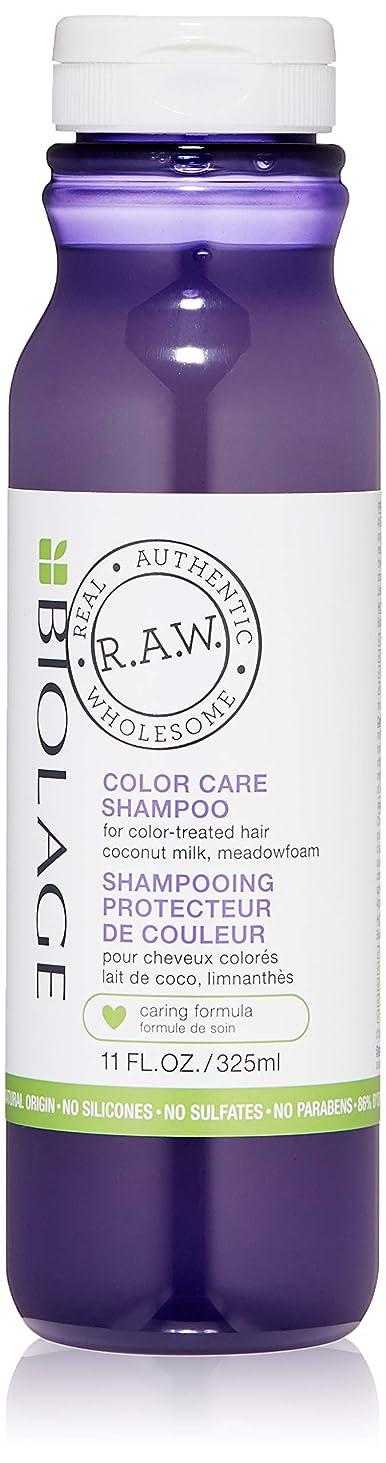 不安定環境保護主義者適用するマトリックス Biolage R.A.W. Color Care Shampoo (For Color-Treated Hair) 325ml/11oz並行輸入品