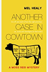 Another Case in Cowtown (A Moss Reid mystery Book 1) Kindle Edition