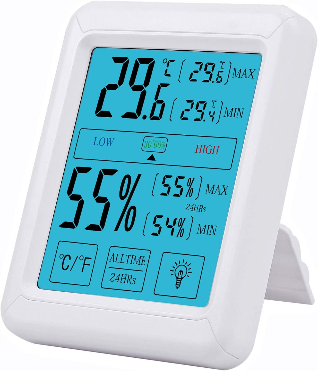 SEAL limited product Neoteck Digital Hygrometer Indoor Special price for a limited time wit Thermometer Humidity Gauge