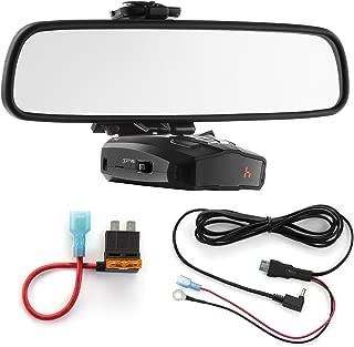 Radar Mount Mirror Mount + Direct Wire + ATO Standard Add a Circuit - Cobra XRS ESD Vedetta
