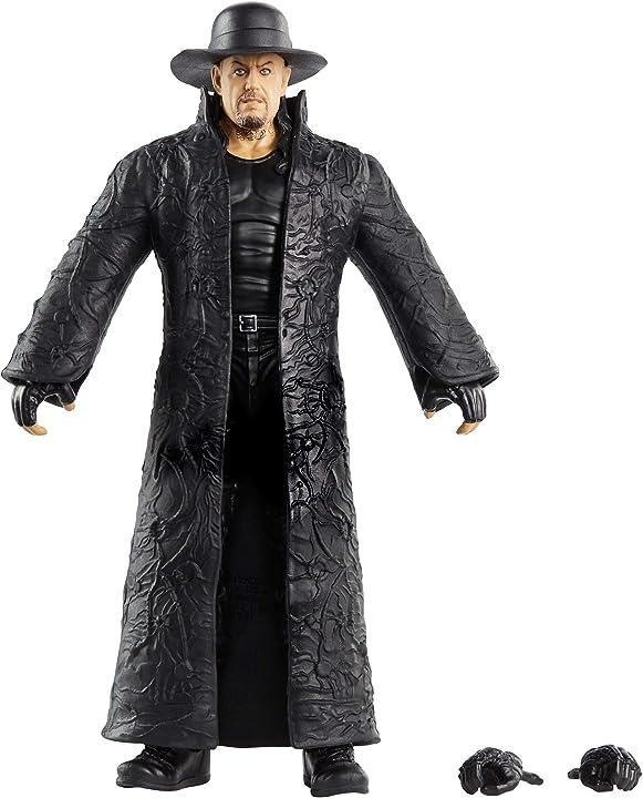 Wrestling - undertaker - action figure giocattolo per bambini con accessori GKY31
