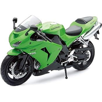New-Ray 1:12 Motorcycle 2006 Kawasaki Zx-10R- Sport Bike