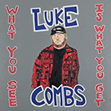 Luke Combs - 'What You See Is What You Get'