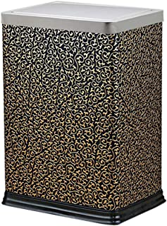 PLL Projecteur Multi-Fonction cr/éatif Poubelle Peut m/énage r/étro sans Corbeille Peut Bar Salon Ornement Stockage Papier Panier