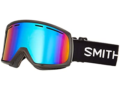 Smith Optics Range Goggle (Black/Green Sol-X Mirror/Extra Lens Not Included) Snow Goggles