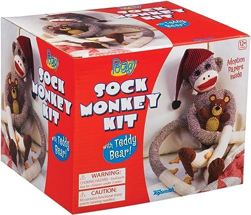 cómodamente Halloween kit Talla of Sock Monkey Kit Sock Sock Sock Monkey  (japan import)  Entrega rápida y envío gratis en todos los pedidos.