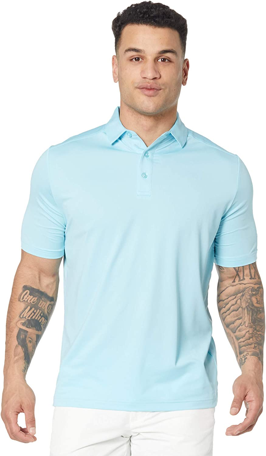 Callaway Men's Micro Special price for a limited time Hex Solid Sleeve Shirt Polo Short We OFFer at cheap prices Golf