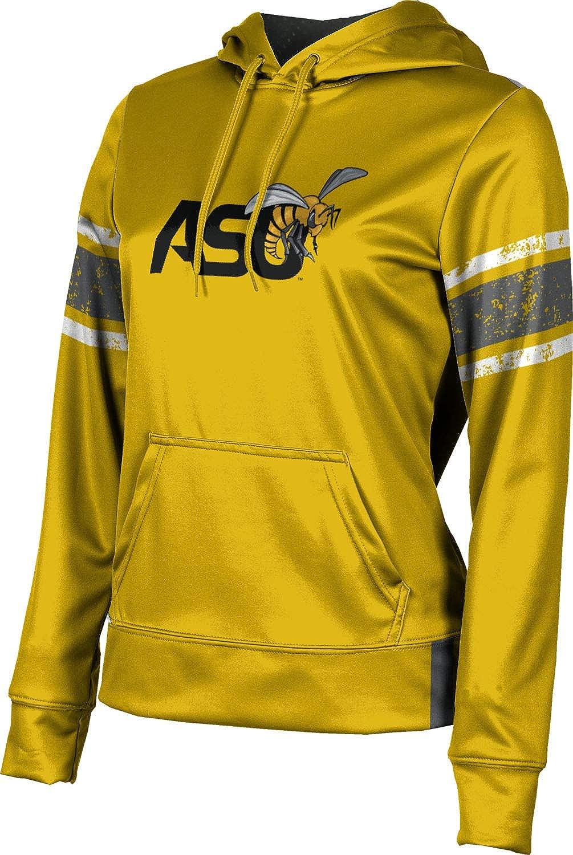 ProSphere Alabama State University Girls' Pullover Hoodie, School Spirit Sweatshirt (End Zone)