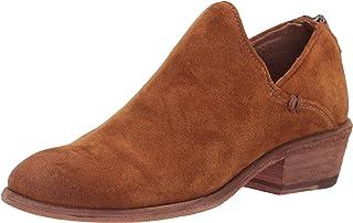 Frye Women's Carson Shootie Ankle Boot, Wheat, 6.5
