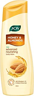 Joy Honey & Almonds Advanced Nourishing Body Lotion (Pack of 1 X 300ml)