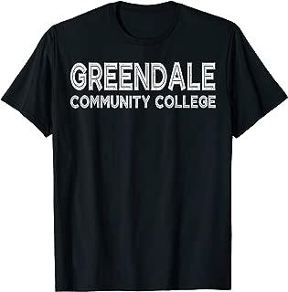 greendale community college shirt