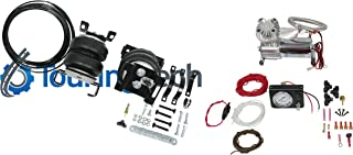 Touring Tech Towing Assist Air Bag Suspension Lift Over Load Bag 2001-2010 GMC 2500 2500HD