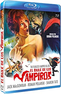 El Baile de Los Vampiros 1967 New Edition The Fearless Vampire Killers [Non-usa Format: Pal -Import- Spain ]