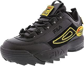 Womens Disruptor II Custom Patch Sneakers