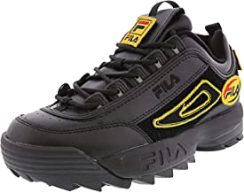 Fila Womens Disruptor II Custom Patch Sneakers