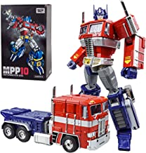 MPP10 Alloy Transformer OP G1 Commander Masterpiece Diecast Oversized Optimus Action Figure Toy