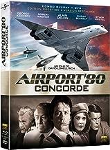 Airport '80: The Concorde ( The Concorde... Airport '79 ) ( Airport 1979 (Airport 1980) ) (Blu-Ray & DVD Combo) [ Blu-Ray, Reg.A/B/C Import - France ]