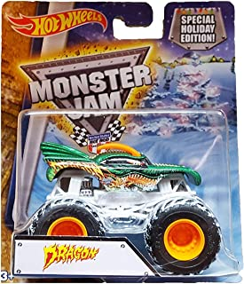 Hot Wheels - 2016 Special Holiday Edition - Monster Jam Dragon 1:64