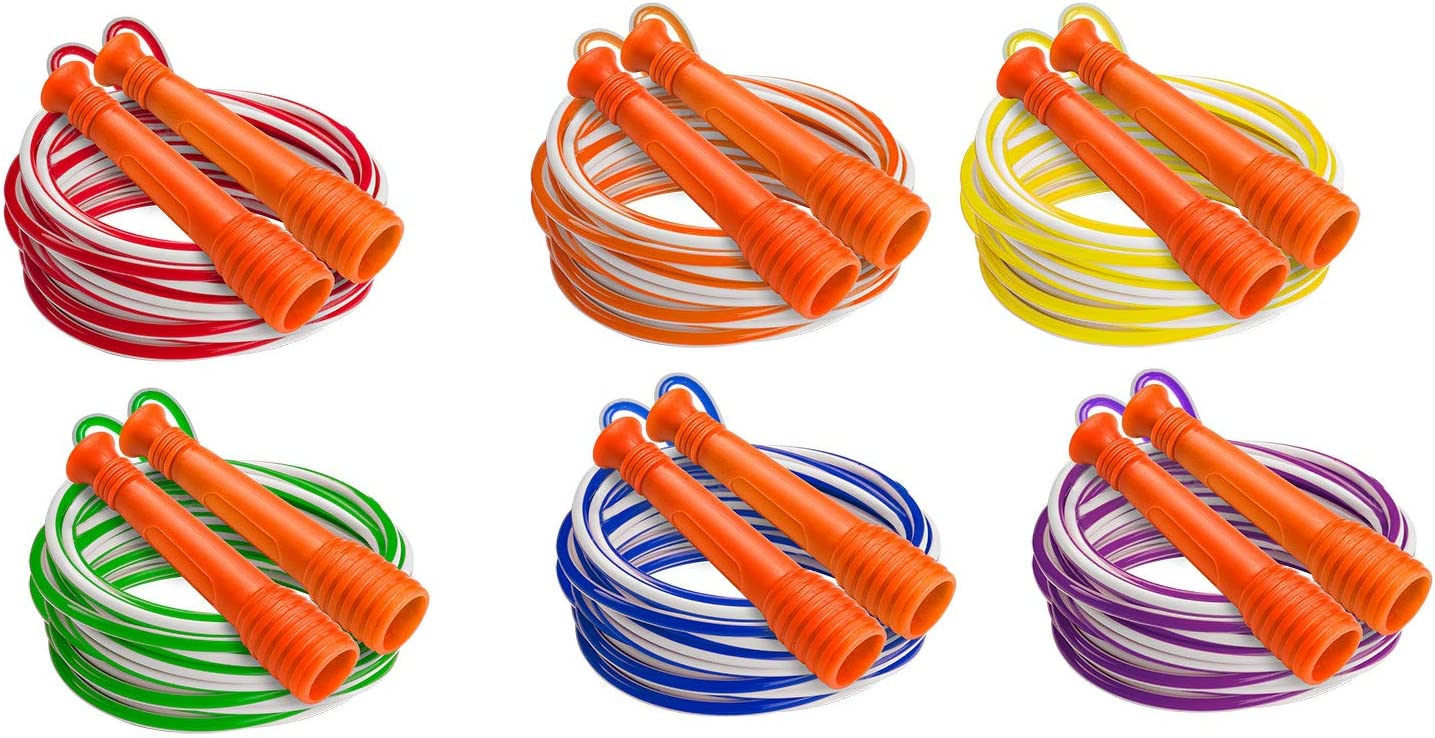 Champion Sports Deluxe XU Vinyl Jump in Leng Multiple - Classic Set overseas Rope