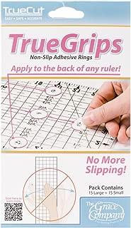 truecut non slip ruler grips