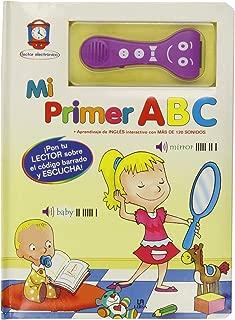 Mi primer ABC / My First ABC: Aprendizaje de Ingles interactivo con mas de 120 sonidos / Learning English with over 120 Interactive Sounds (Curso De Ingles / English Course) (Spanish Edition)