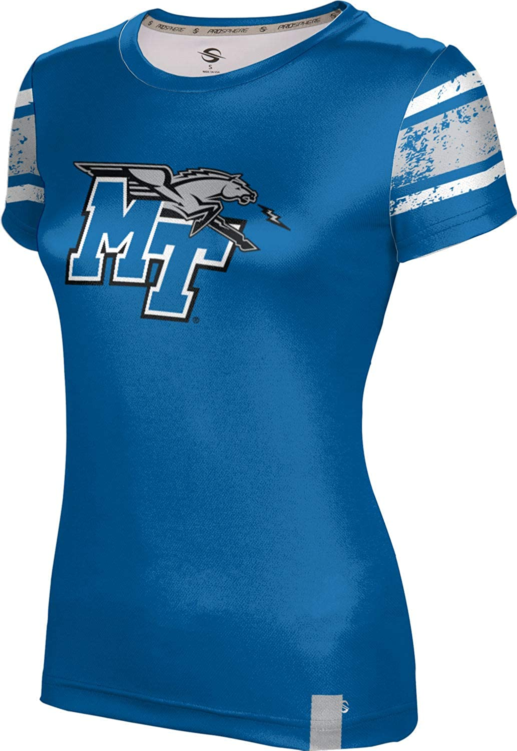 ProSphere Middle Tennessee State University Girls' Performance T-Shirt (End Zone)