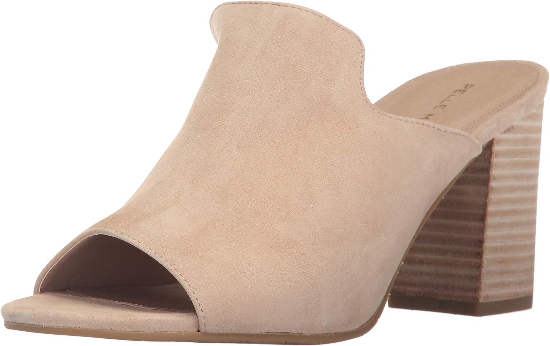 Pelle Moda Womens Blair Heeled Sandal