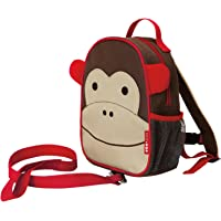 Skip Hop Toddler Leash and Harness Backpack with Rein (Monkey)
