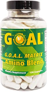Natural Anti Aging and Growth Formula by GOAL - Helps Balance Hormone Levels in The Human Body - Boost Energy, Strength & Muscle Tone, Better Sleep, Performance & Skin Tone for Men & Women