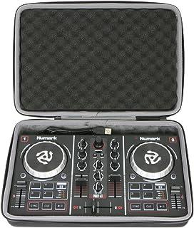 Hart Reise Schutz Hülle Etui Tasche für Numark Party Mix 2 DJ Controller von co2CREA