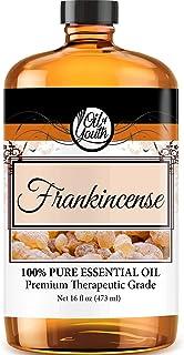 16oz Bulk Frankincense Essential Oil – Therapeutic Grade – Pure & Natural Frankincense Oil