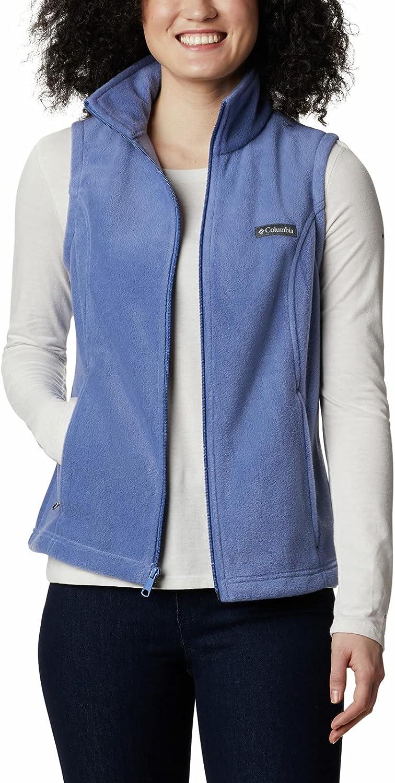 Columbia Women's Benton famous Springs Soft Fleece Vest shipfree