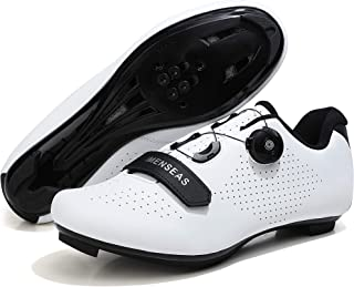 Unisex Mens Womens Road Bike Cycling Shoes Riding Shoes...