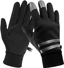 Gym HandschoenenWaterafstotende sporthandschoenen Mannen Vrouwen Touchscreen Winterhandschoenen Warme handschoenen voor fi...