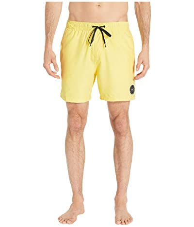Quiksilver Everyday Volley 17 Boardshorts (Yellow Iris) Men