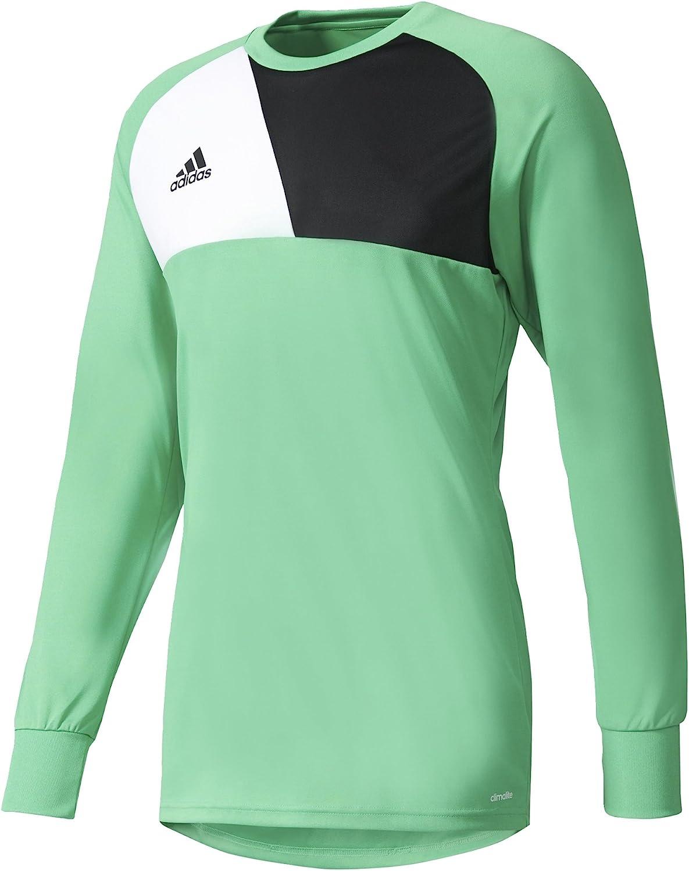 adidas ASSITA 17 Long Sleeve Goalkeeper Jersey Energy Green