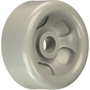 WD12X20161 GE Dishwasher Lower Dishrack Wheel Carrier Roller Cover Right Side
