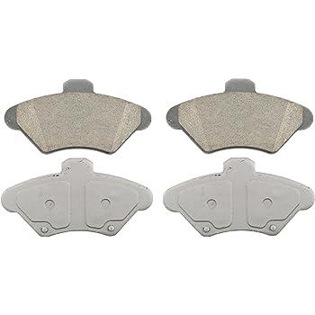 Wagner ThermoQuiet QC560 Ceramic Disc Pad Set Front