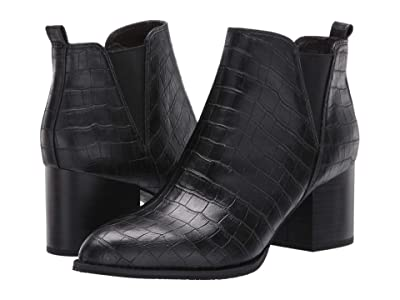Seychelles BC Footwear by Seychelles Depth (Black Croco) Women