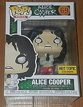 Funko Pop Rocks Alice Cooper with Straitjacket Exclusive Vinyl FIgure 69