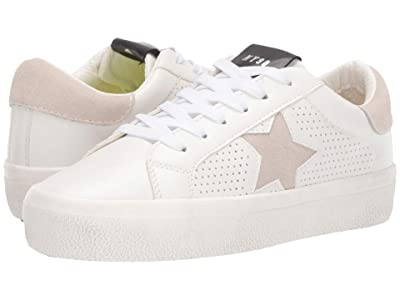 Steve Madden Starling Sneaker (White Multi) Women