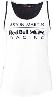 Red Bull Racing Formula 1 Women's White Tank Top