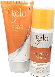 Belo Intense White Underarm Duo Kit