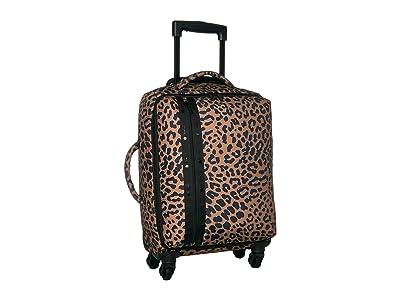 LeSportsac Dakota 21 Soft Sided Luggage (Leopard) Carry on Luggage