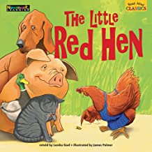 Read Aloud Classics: The Little Red Hen Big Book Shared Reading Book