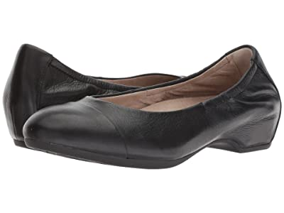 Dansko Lisanne (Black Milled Nappa) Women