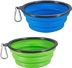 portable water bowl dog