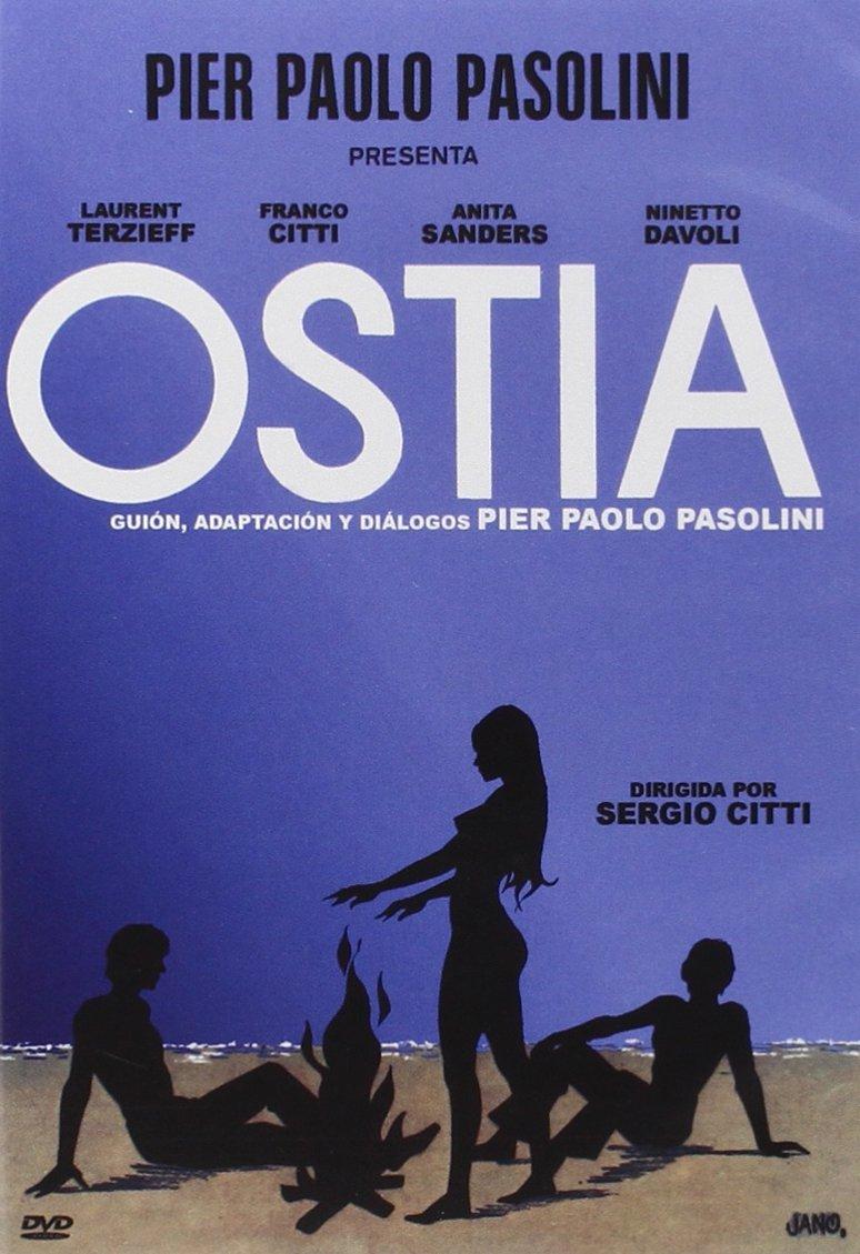Ostia De Pier Paolo Pasolini Dvd import dvd 20 Laurent ...